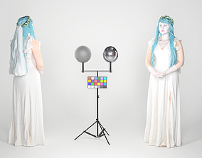3D model Corpse Bride cosplay 97