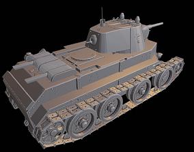 3D printable model BT 7 Tanks