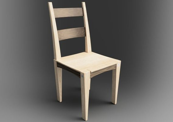 A classical chair, revisited
