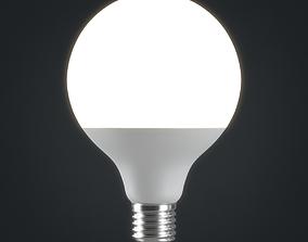 3D model Light bulb 20