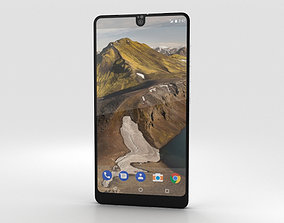 3D Essential Phone Pure White