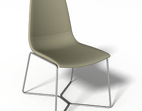 chair slope 3D