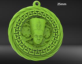 3D print model Pharaoh pendant