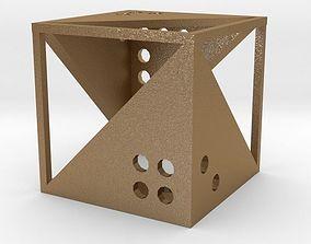 3D printable model Dice games