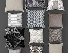 Pillow collection 3D