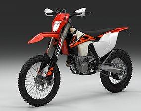 KTM EXC 450-500 2018 3D