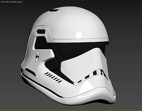 3D print model Last Jedi First Order Executioner 2