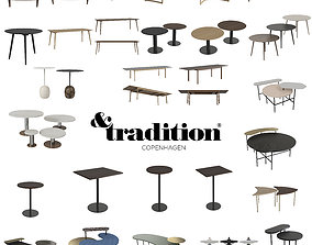 Andradition Table Collection 3D