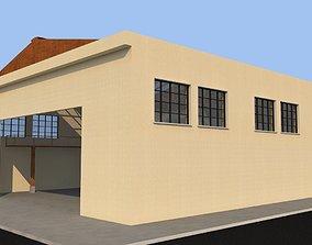 3D model engineering Warehouse