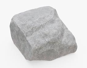 Stone Photoscanned 3D asset