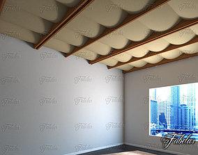3D model Ceiling 02
