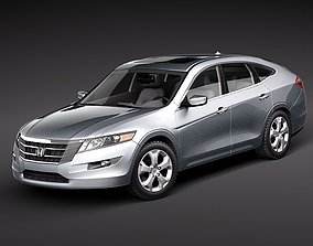 Honda Accord Crosstour 3D