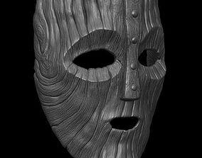 Loki Mask 3D printable model
