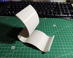 Phone Stand Fluidock 3D