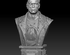 3D print model Terminator 2 T-800