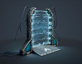 Teleporter 3D model