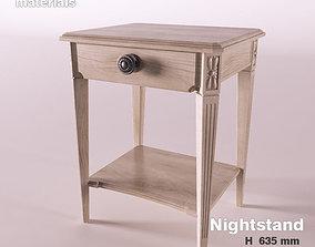 3D model Nightstand bedroom