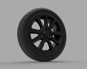 Nissan Micra 3D print model