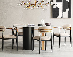 3D model Dining Room Interior 319