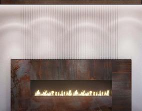 Wall Panel Set 51 3D