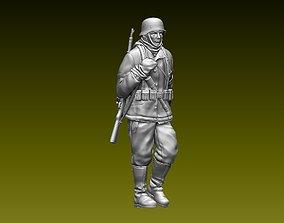 second fascist German soldier 3D printable model
