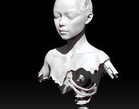 alita battle angel scrap 3D printable model