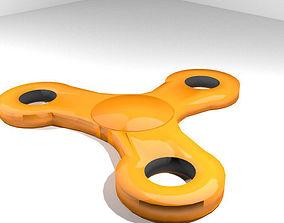 Fidget Spinner - Type 1 3D