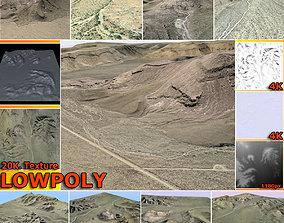 Desert Scene MT041 3D