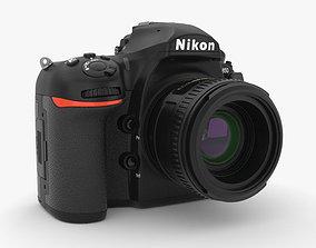 Nikon D850 3D
