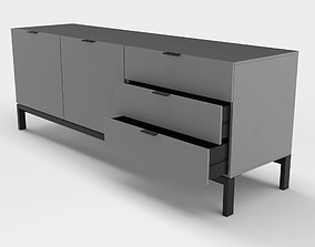 3D asset Marcell Sideboard