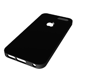 3D printable model Case iPhone SE 2 mm thick