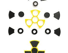 Nuke Spinner 3D print model