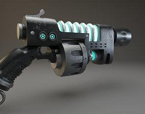 3D model Gun Blaster PBR