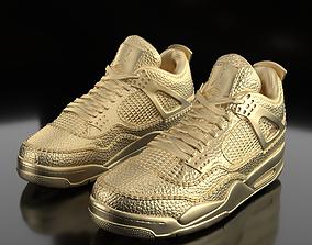3D printable model Air Jordan 4