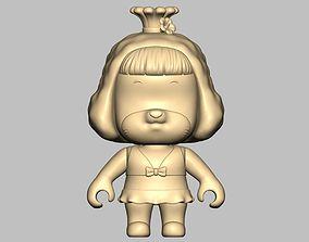 00071 Designed for 3D printing japanese