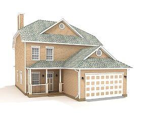 Cottage 34 3D model