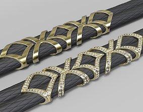 3D printable model Bracelet B001