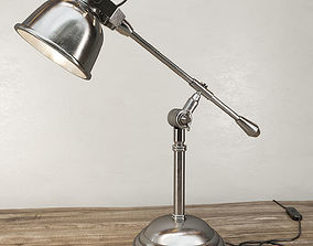 Table Lamp Anthony Zeppelin 3D