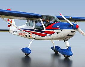 3D Tecnam P-92