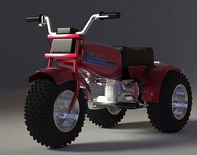 Honda ATC 70 3D
