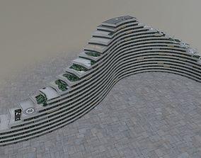 Nice Marina Baie 3D asset