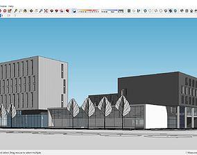 Sketchup school K8 3D