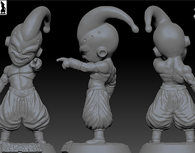 3D print model buu Dragon Ball Z baby Buu
