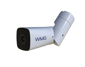 3D model CCTV Selenium 2V - Security Camera