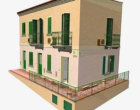 3D model Village Home S-E