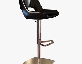 3D model enrico pellizzoni amaranta stool