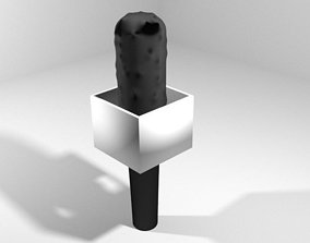 Microphone - Type 2 3D model