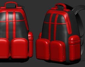 sci backpack sculpt 3d printable