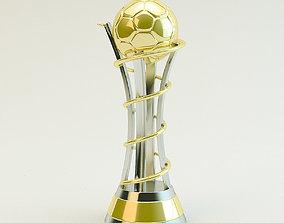 3D model Trophy Cup Future