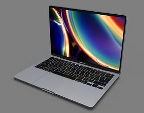 MacBook Pro 16-Inch 2020 3D